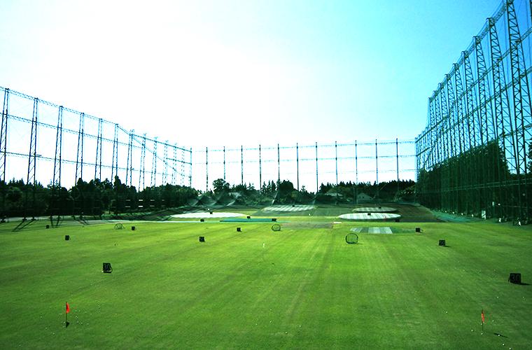 柳橋 ゴルフ 練習 場